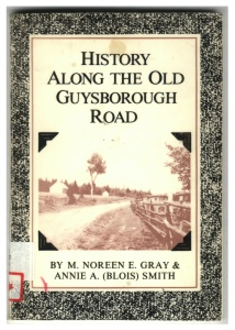 History Along the Old Guysborough Road
