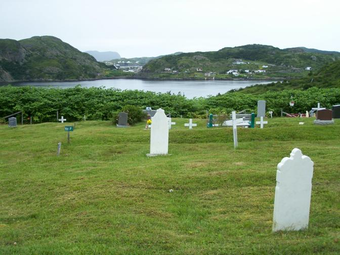 Epworth, NL Cemetery