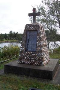 Moser River Cenotaph