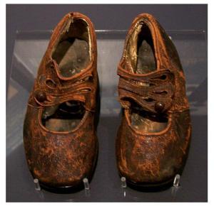 Titanic Shoes