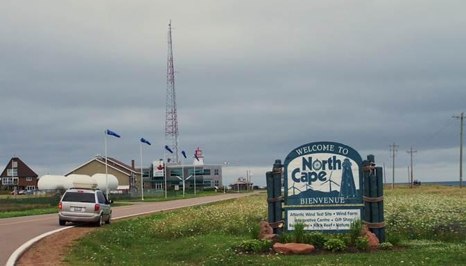 PEI - Tignish Acadia Names Cape North