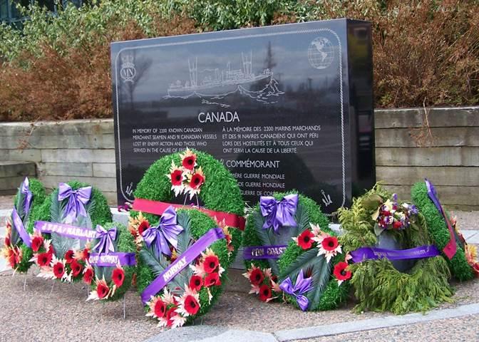 Ships - Memorial
