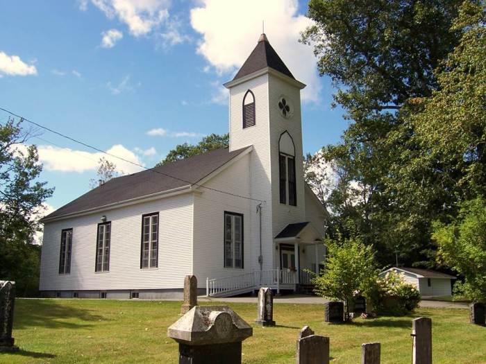 Church Gays River United
