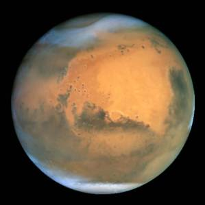 Public Domain: http://commons.wikimedia.org/wiki/File:Mars_Hubble.jpg